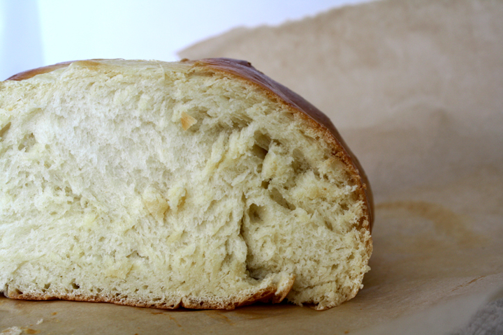 Honey White Challah