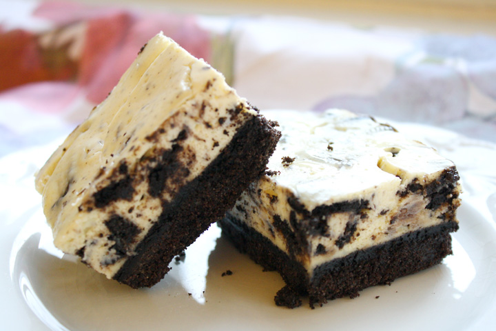 Cookies And Cream Cheesecake Bars Cookies and cream bars