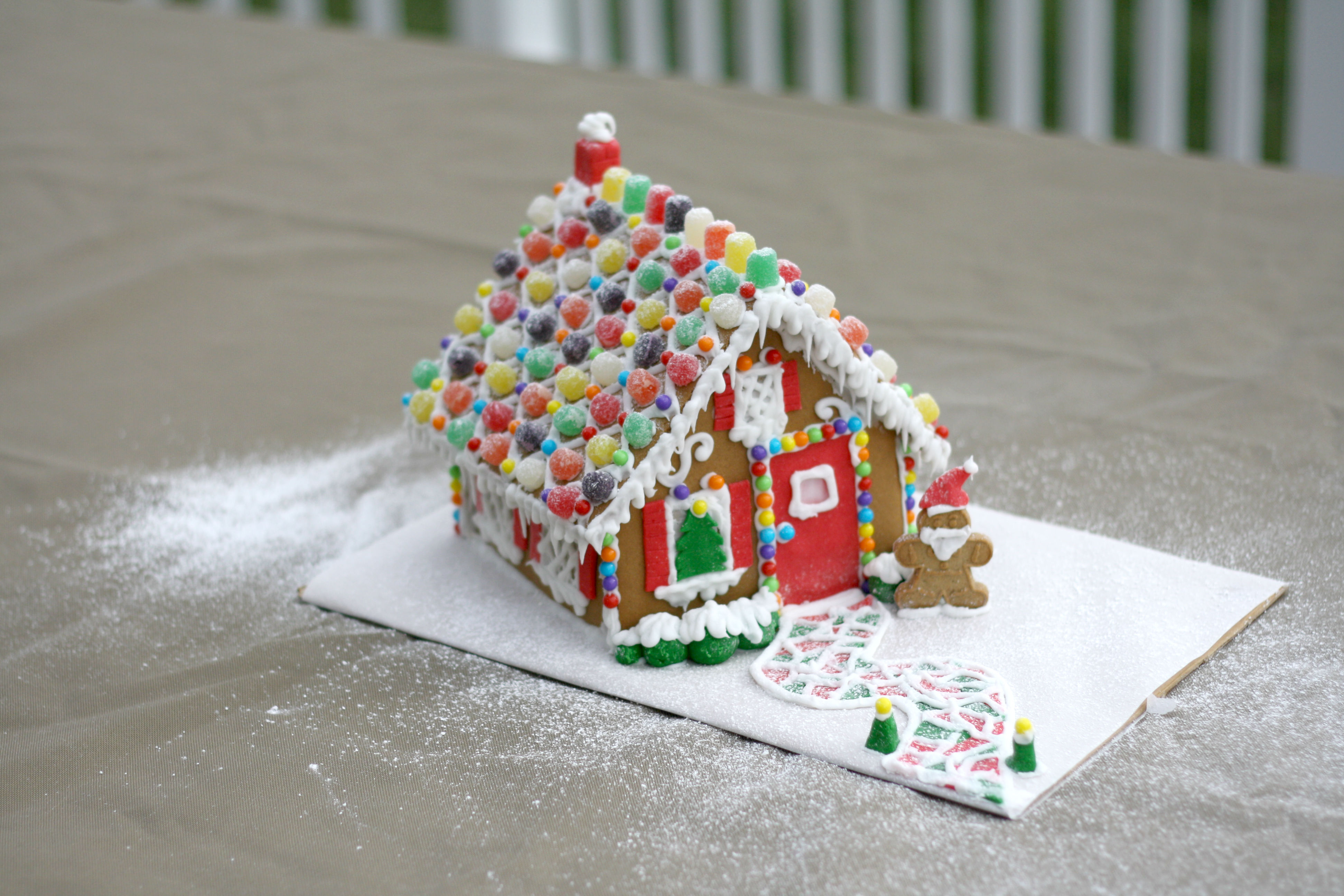 gingerbread house 2012 2