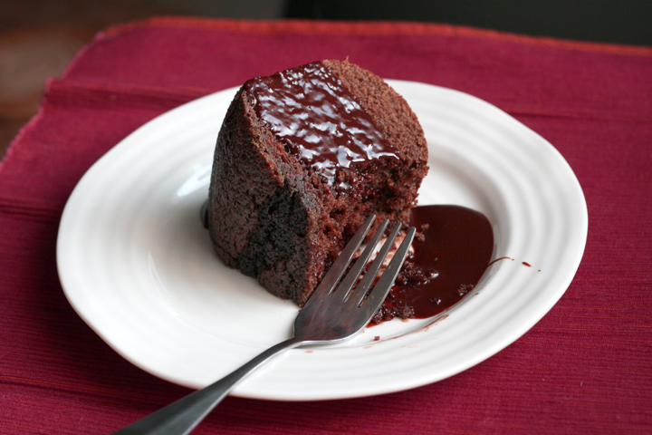 Red Wine Chocolate Cake |