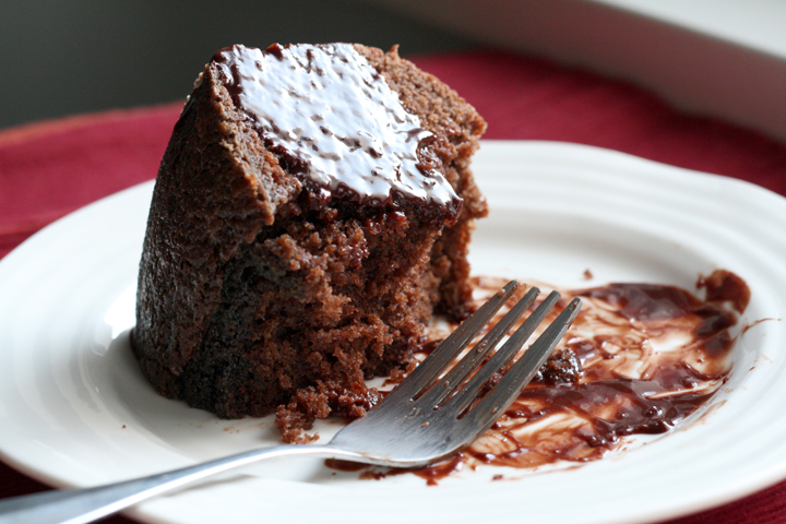 Red Wine Chocolate Cake ~ ElephantEats.com