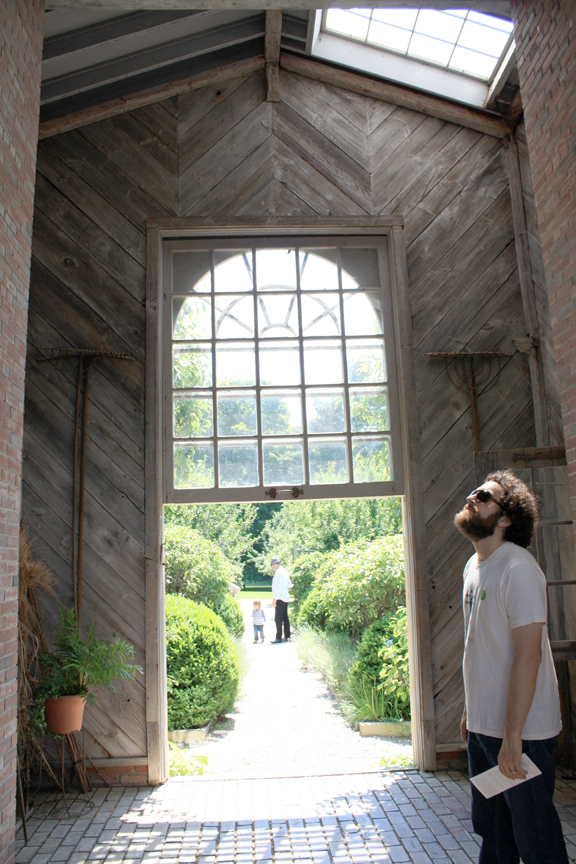 Boscobel gardens
