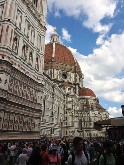 Duomo, Florence, Italy ~ ElephantEats.com