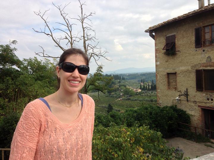 San Gimignano ~ ElephantEats.com