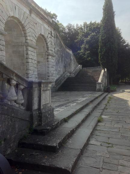 Basilica di San Miniato al Monte, Florence ~ ElephantEats.com