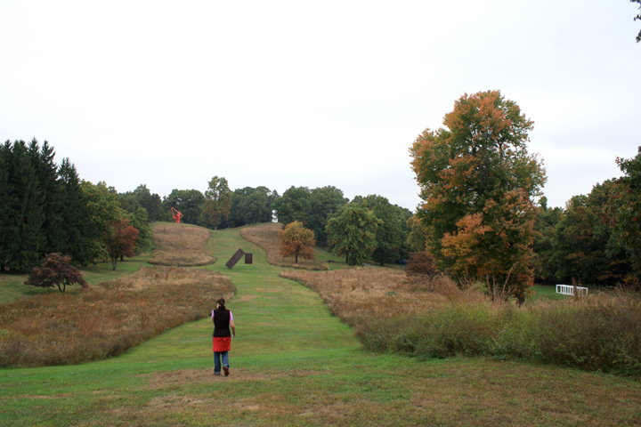 Storm King Sculpture Park ~ ElephantEats.com